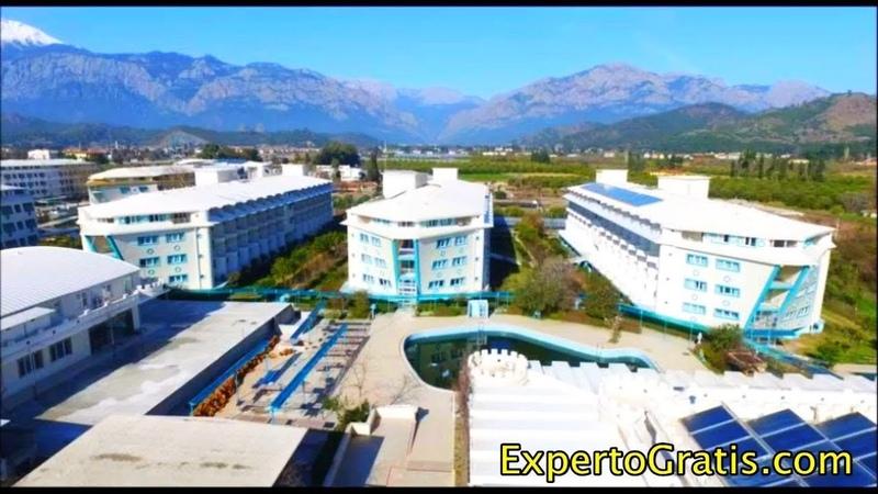 Daima Resort Hotel All Inclusive, Kemer, Turkey