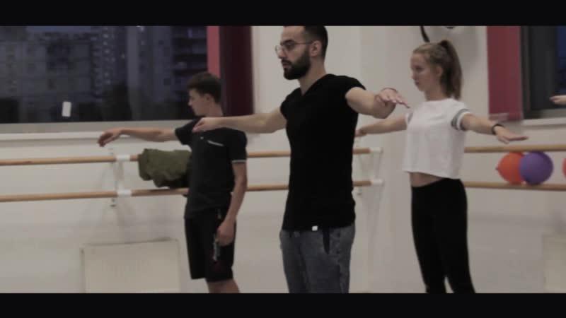 Современная хореография | BlackOst