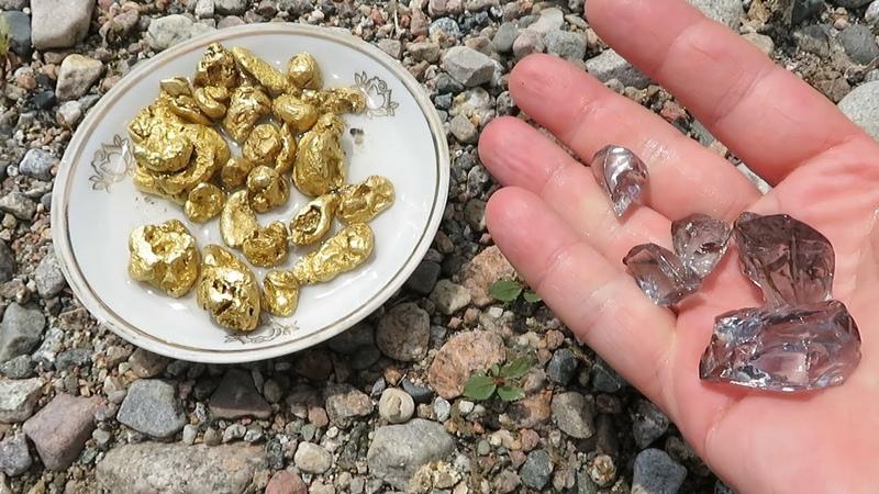 Я не эксперт Возможно алмазы Золото добываем Алматинская область