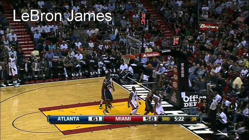 Miami Heat's Big 3 Ultimate Highlights Compilation James Wade Bosh