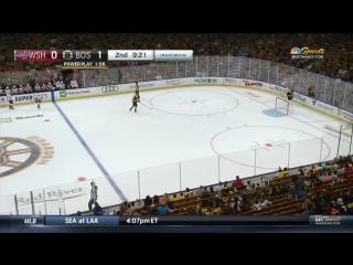 NHL 2018-19 Preseason game Washington Capitals-Boston Bruins