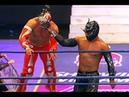VOLADOR JR VS MISTICO (CARISTICO,SIN CARA) RIVALRY TRIBUTE HD