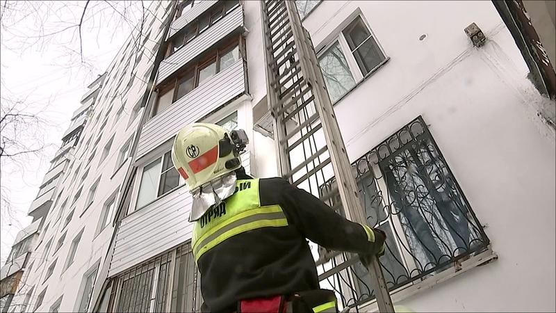 Добровольцы «СпасРезерва» оказывают помощь испасают людей. Новости. Первый канал
