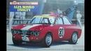 Обзор Alfa Romeo 1750GTV Gunze Sangyo 1/24 сборные модели