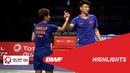 YONEX SUNRISE India Open 2019 Finals XD Highlights BWF 2019