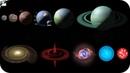 Universe Size Comparison 3D 2018 🎬