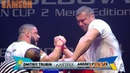 ARMWRESTLING FINAL MOLDOVA OPEN CUP RIGHT HAND 70 - 95
