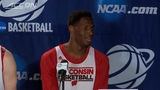 Wisconsin Basketball Player Has Embarrassing Moment at Press Conference #coub, #коуб