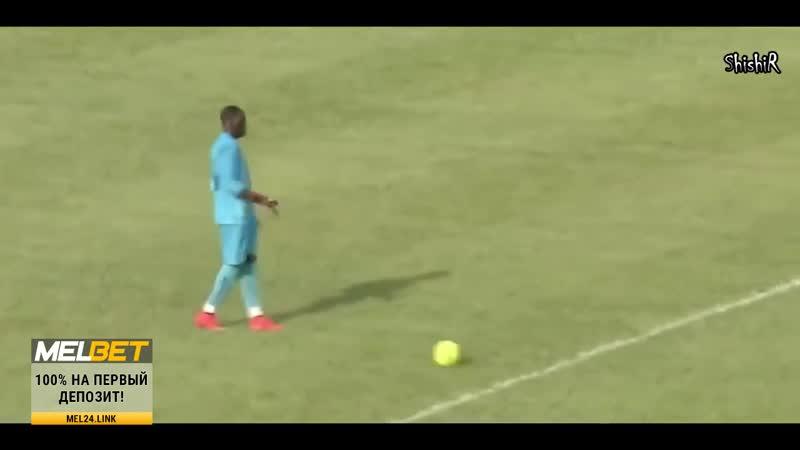Забавные моменты в футболе