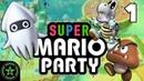 Megafruit Paradise Super Mario Party PART 1 Let's Play