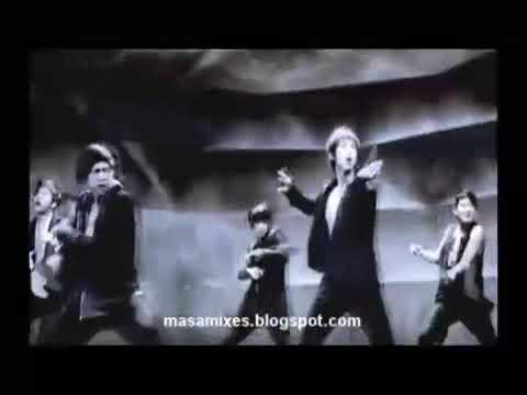 DBSK / TVXQ! / Tohoshinki - Mirotic (Masa Pulse Club Remix) English Lyrics