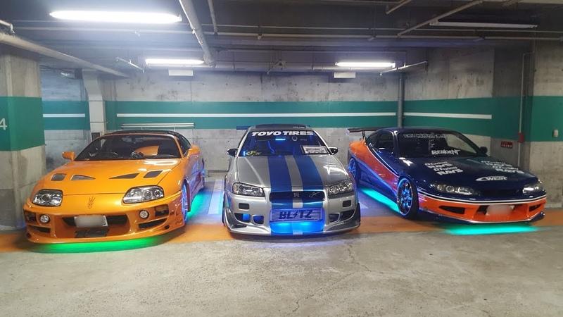 リアルワイルドスピード (Realistic The Fast and the Furious)