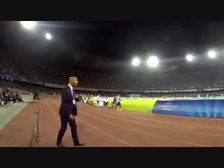 Gonzalo higuain napoli chant!