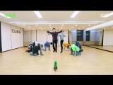 [Dance Practice] Pentagon - 청개구리(Naughty boy) (Choreography Practice Video)
