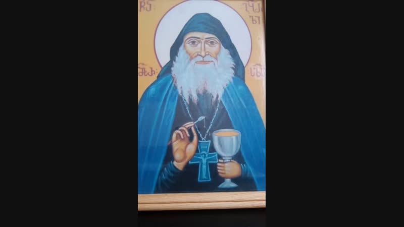 Акафист Отцу Гавриилу(О болящих, о даровании ребёнка, о строительстве храмов Божиих)