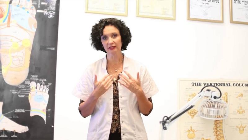 Елена Шведова. Боль в теле. Как избавиться от болей в теле с помощью точечного массажа. 1 урок