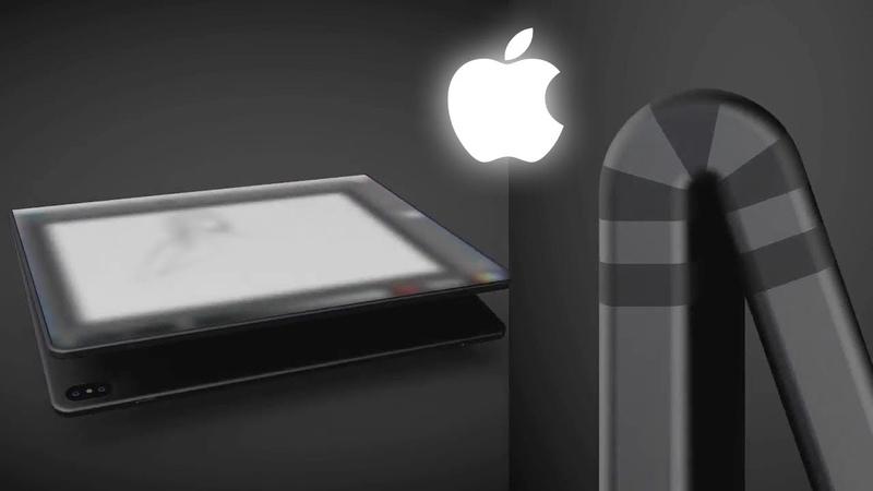 IPad 2019 Foldable Screen   MacPad Pro   Concept