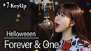 (7 key up) Foreverone - Helloween cover | Bubble Dia