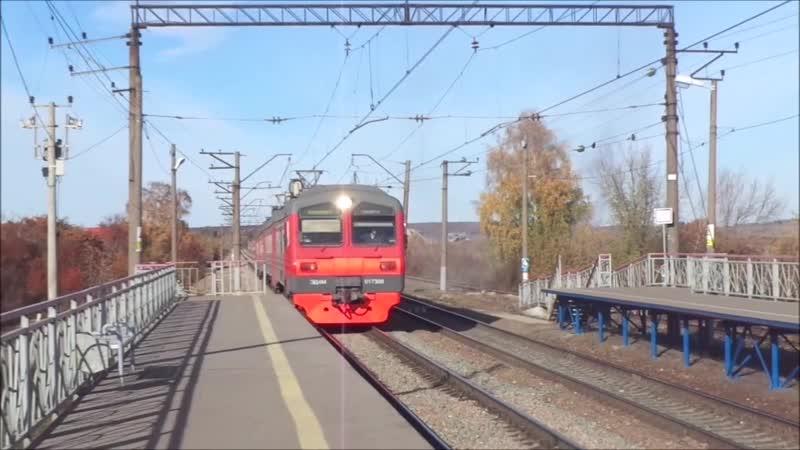 Железные дороги Самары. 2018 год (2 часть)