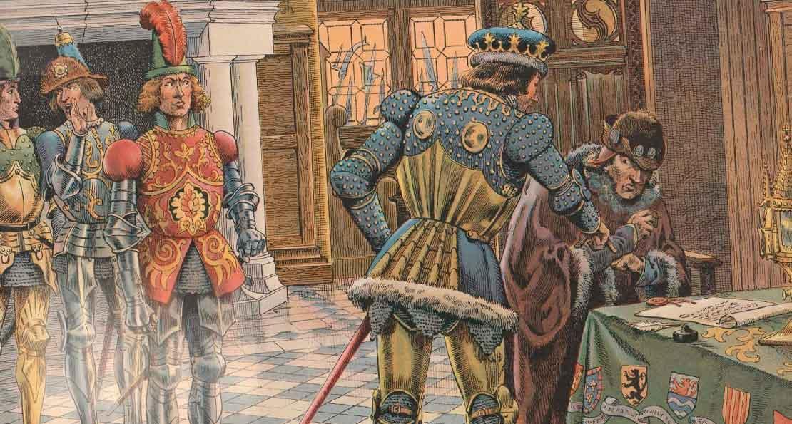 Французский король
