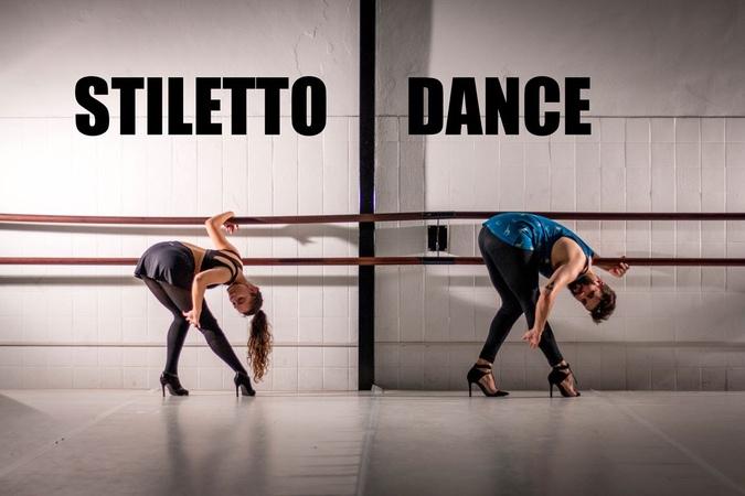 Good For You - STILETTO DANCE Coreografia no Salto Alto
