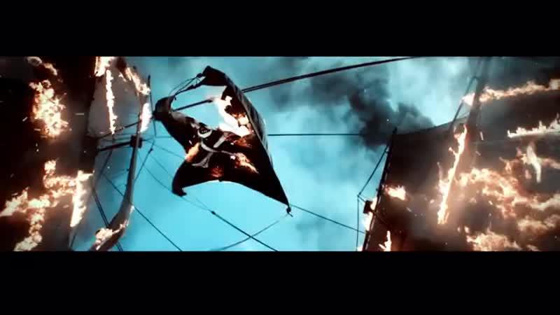 Реквизировано видеоклип по пейрингу СалазарДжек 传说-《加勒比海盗5》萨拉查×杰克.