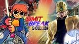 Scott Pilgrim VS ZA WARUDO! (VS The World X DIO Jojo's Bizarre Adventure) Limit Break Showdown