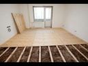 Поменять старые деревянные полы на полы из OSB-3 плит