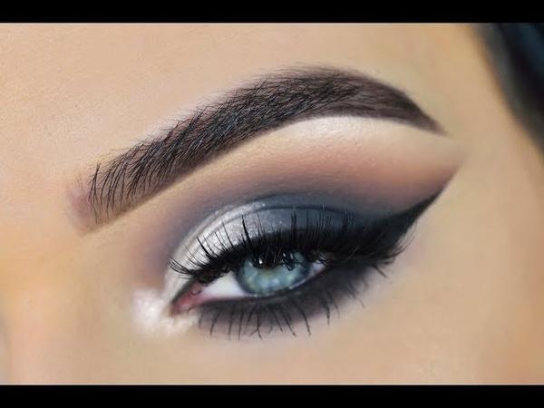 ABH Sultry Eyeshadow Palette | Intense Cool Toned Eye Makeup Tutorial