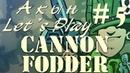 Акын-Let's Play Cannon Fodder (Sega) Mission 12-13