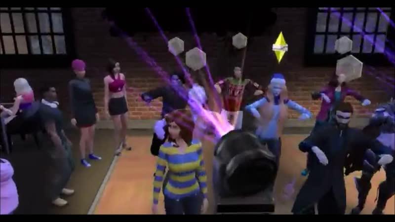 Дикие танцы под музыку PSY- Gangnam Style (강남스타일)