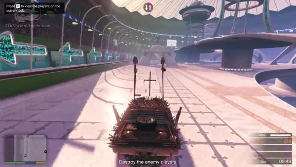 GTA Online: Arena Wars Игровой процесс всех режимов