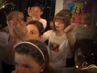 HAPPY NEW YEAR - The Fantastikids, english children choir
