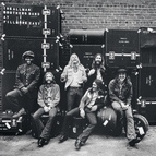 The Allman Brothers Band альбом At Fillmore East