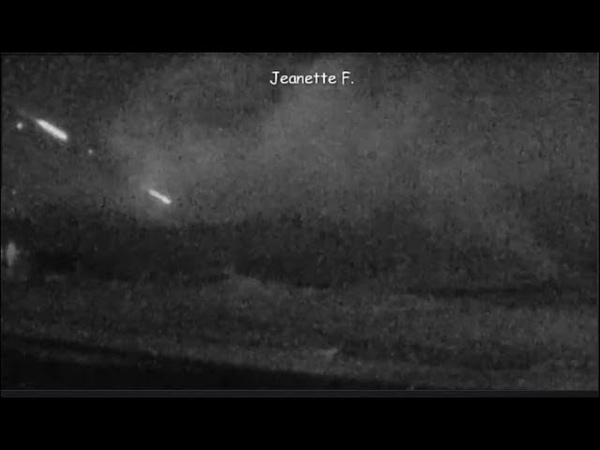BIG Meteor More Flying Objects@Yellowstone 6th, Dec 2018