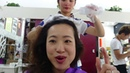 Dry wash - hair salon experience in Guangzhou