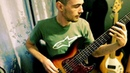 Bass Lick by Andrew Gouche from Chaka Khan's song Ain't nobody live