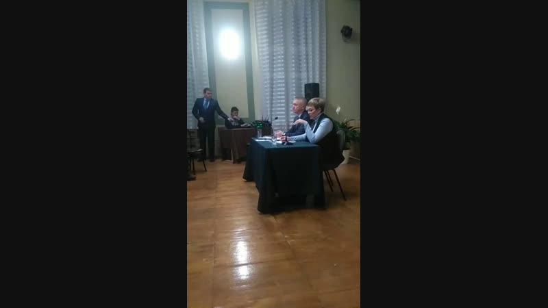 Live: Группа главы г.Оленегорска