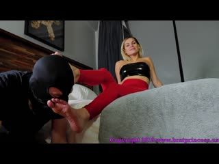 Brat princess - becky - foot worship and wallet drain 01/04/2019 bratprincess femdom