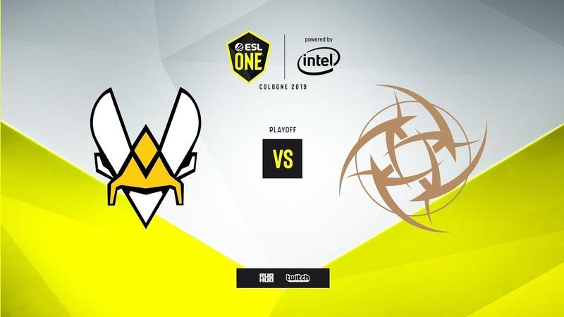 Vitality vs. NiP - ESL One Cologne 2019 - bo1 - de_dust2 [PCH3LK1N Anishared]