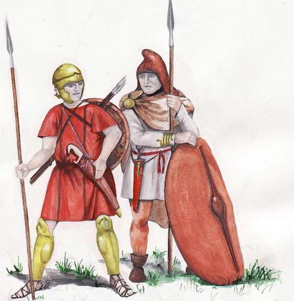 Пехота Митридата
