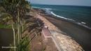 Masceti beach Bali island aerial drone video Бали 🌴✈️🎥