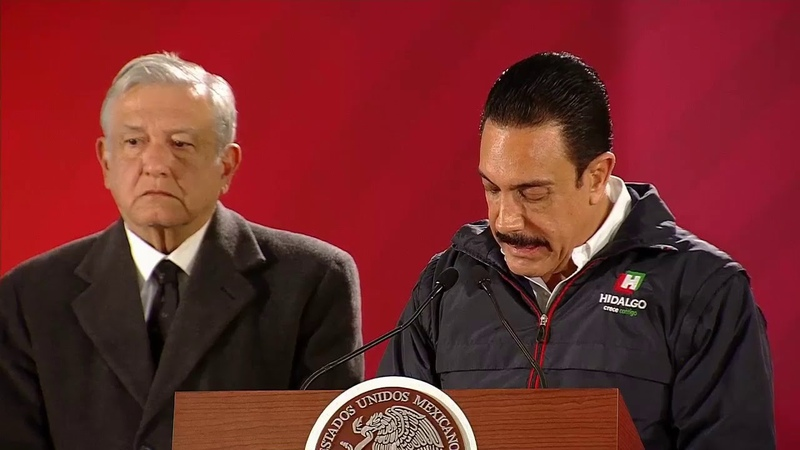 El Presidente de México se une personalmente al rescate por explosión de Tlahulilpan Hidalgo