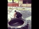 Тренировки с Ксюхой ))