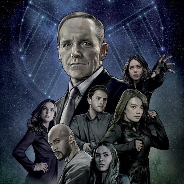 6 сезон «Агентов ЩИТ» выйдет уже в мае 2019