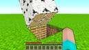 НУБ ПОСТРОИЛ ДОМ ПОД ДЕРЕВОМ В Майнкрафте Minecraft Мультики Майнкрафт троллинг Нуб и Про