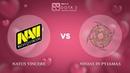 Natus Vincere vs Ninjas in Pyjamas - RU @Map1 | Dota 2 Valentine Madness | WePlay!
