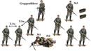 Пехотное отделение Вермахта Тактика немецкой пехоты