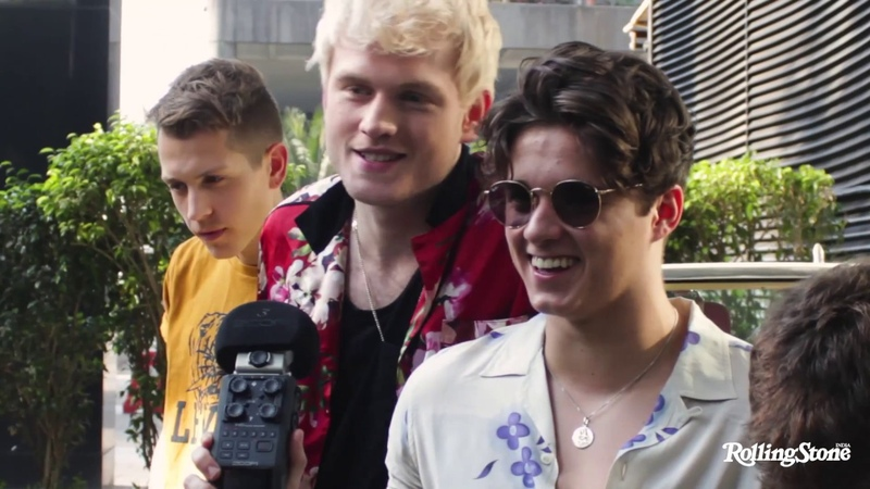 The Vamps On A.R. Rahman, India and Their Artistic Evolution