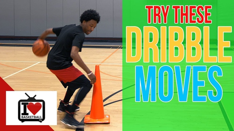 3 Between The Legs Basketball Move Combos (SHIFT DEFENDERS)